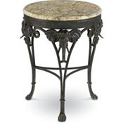 Elephant Accent Table
