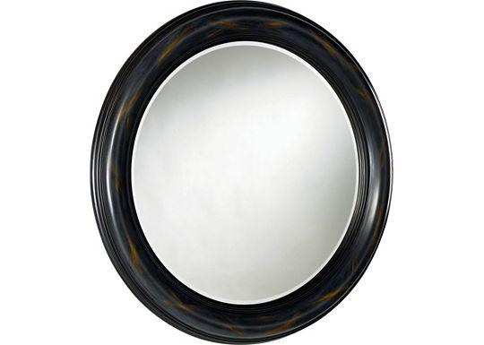Hemingway - Romero Round Mirror