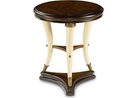 Hemingway - Hunt Club Accent Table