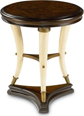 Hunt Club Accent Table