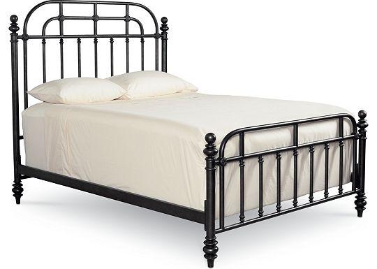 Reinventions - Pullman Metal Bed (Queen)