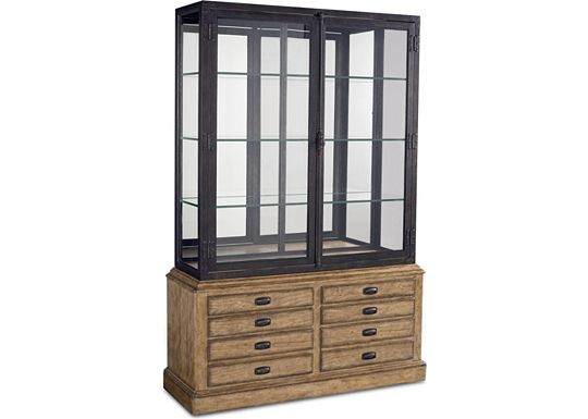 Reinventions - Visualite Display Cabinet