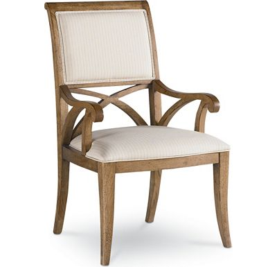 Reinventions - Pacific Upholstered Arm Chair