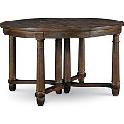 Hudson Oval Dining Table