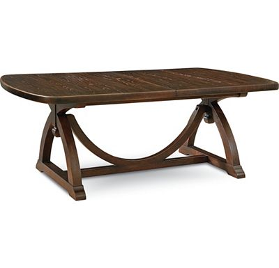 Reinventions - Pacific Trestle Dining Table