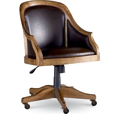 Reinventions - Letterpress Desk Chair
