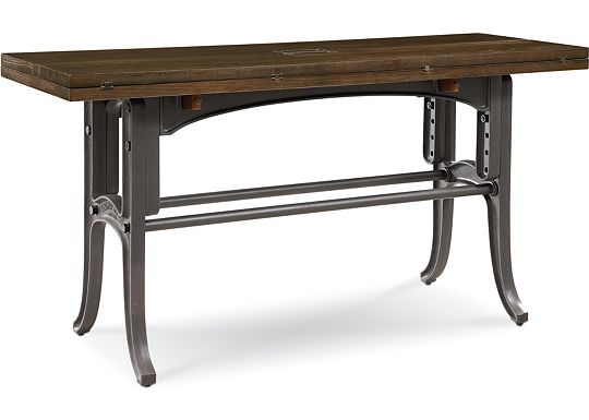 Reinventions - Boulton and Watt Flip Top Sofa Table