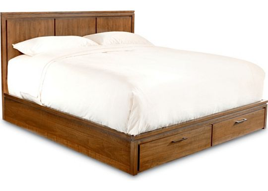 Modern Theory - Platform Headboard (King/Cal. King) and Footboard (King)