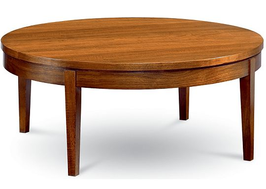 Modern Theory - Round Cocktail Table