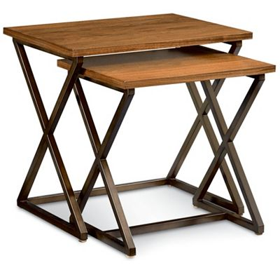 Modern Theory - Nesting Tables
