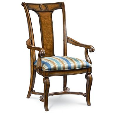 Deschanel - Arm Chair