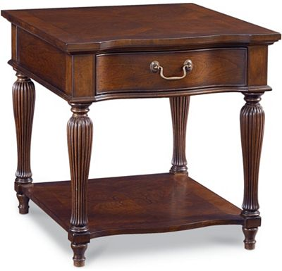 Tate Street - Drawer End Table