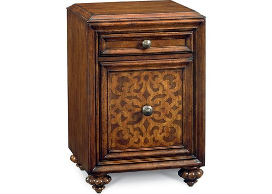 Cassara - Door Night Stand