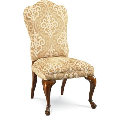 Thomasville Furniture - Cassara Upholstered Side Chair - 46921-