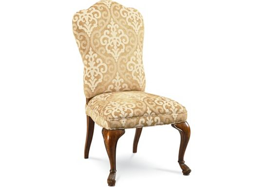 Cassara - Upholstered Side Chair