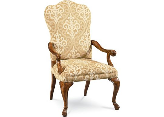Cassara - Upholstered Arm Chair
