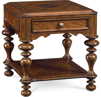 Cassara - Drawer End Table