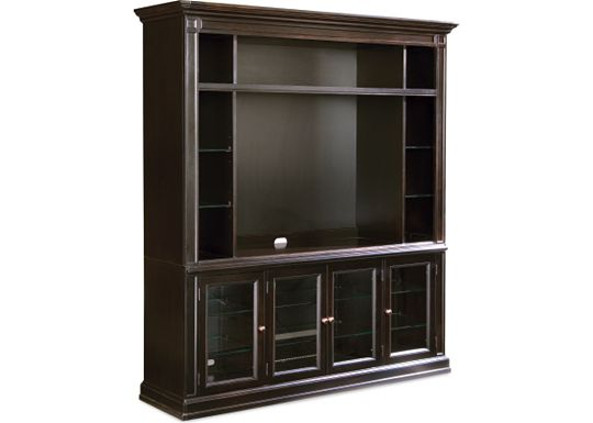 Multimedia - Media Console and Media Hutch