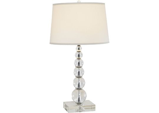 Accessories - Zabrina Table Lamp