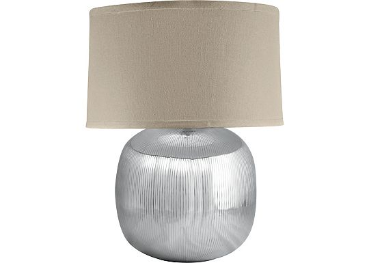 Accessories - Ladd - Aluminum Serrated Ord Table Lamp