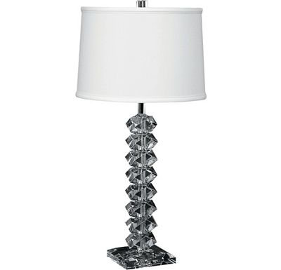 Accessories - Grace - Crystal Diamond Table Lamp