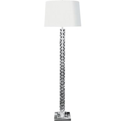 Accessories - Grace - Crystal Diamond Floor Lamp