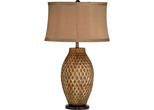 Accessories - Camline - Natural Table Lamp