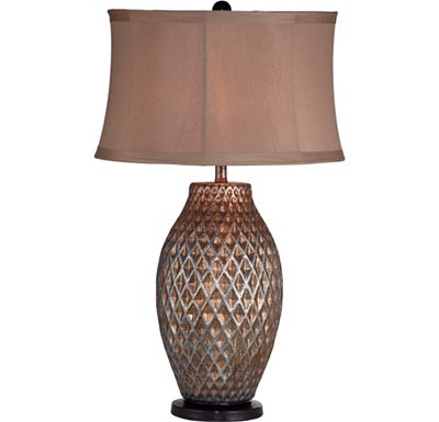 Accessories - Camline - Denim Table Lamp