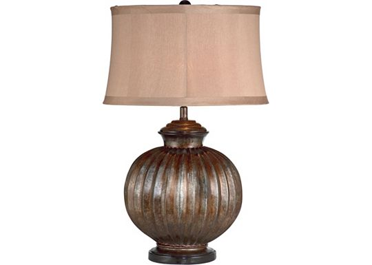 Accessories - Dexton - Bronze Table Lamp