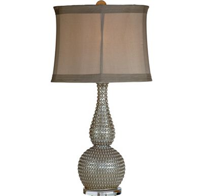 Accessories - Samarra - Champagne Table Lamp