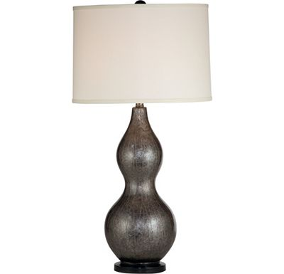 Accessories - Veanna - Silver Table Lamp