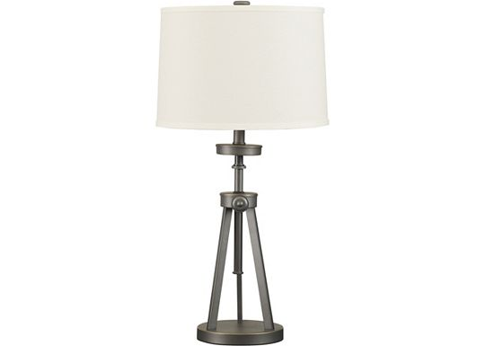 Accessories - Tripod Table Lamp