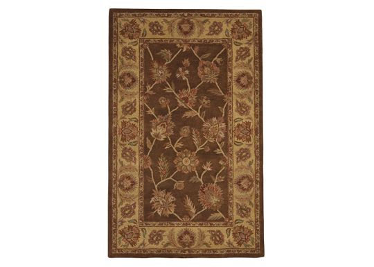 Accessories - Tucson Rug (Chestnut)