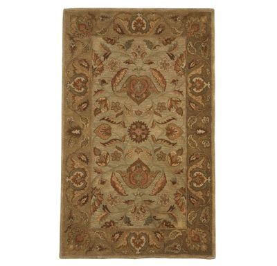 Accessories - Borneo Rug - (Sage Brown)