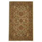 Borneo - Sage Brown Rug - 5'x8'