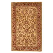 Camden - Gold/Red/Olive Green Rug - 5'x8'