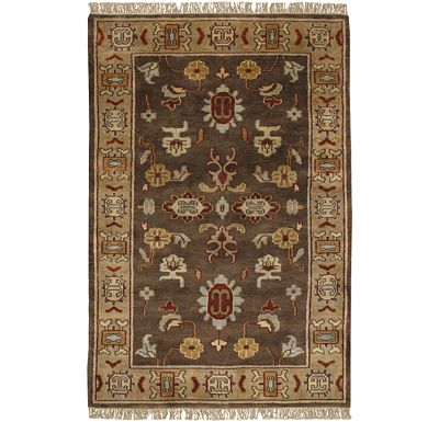 Accessories - Hand-Knotted Rug (Twillson-Cocoa)