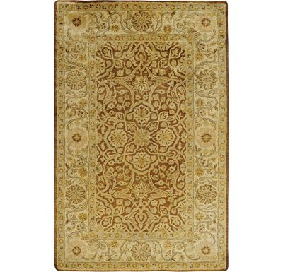 Accessories - Lennox - Brown/Cream Rug