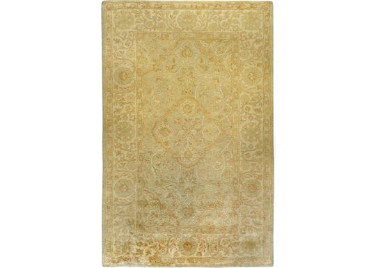 Accessories - Lennox - Sage/Cream Rug