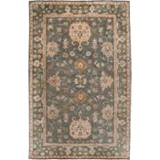 Lennox - Green Blue/Cream/Gold Rug - 8'x11'