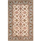 Breedlove - Bronze/Clay/Coffee/Gray Rug - 5'x7'9