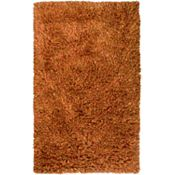 Rowland - Red/Rust/Gold Rug - 5'x8'
