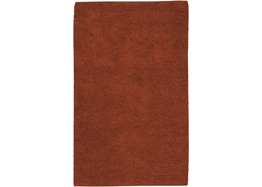 Accessories - Pure Luxury Rug (Rust)