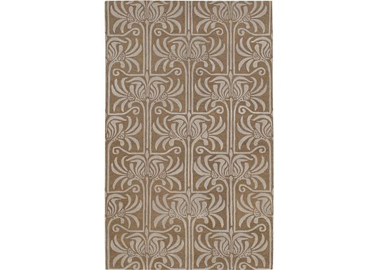 Accessories - Prada - Fawn Hand-Tufted Rug