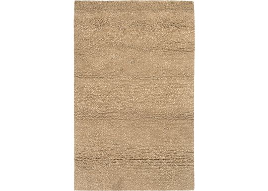Accessories - Redial - Tan Hand Woven Rug