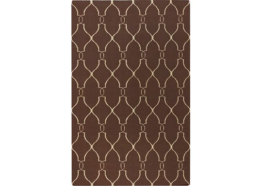 Accessories - Tracings - Walnut Hand Woven Rug