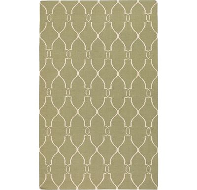 Accessories - Tracings - Sage Hand Woven Rug