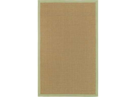 Accessories - Cobble - Leaf Hand Woven Rug