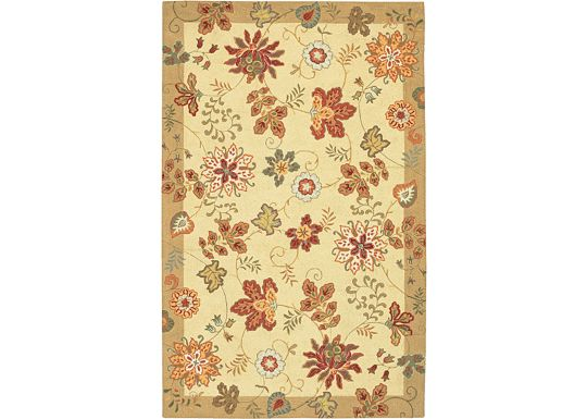 Accessories - Sophia - Maize Hand Hooked Rug