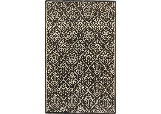 Accessories - Lanai - Chocolate/Ivory Rug